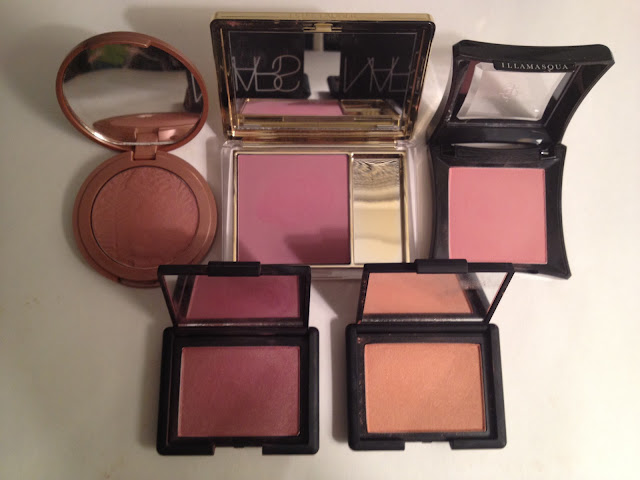 Top 5 Favorite Fall & Winter Blushes Swatches, Photos, & Review