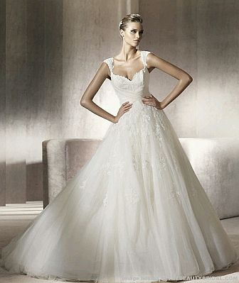 vestidos novia tirantes gruesos – vestidos para bodas