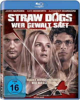 Straw Dogs 2011 BRRip 480p Dual Audio Hindi Dubbbed 300Mb
