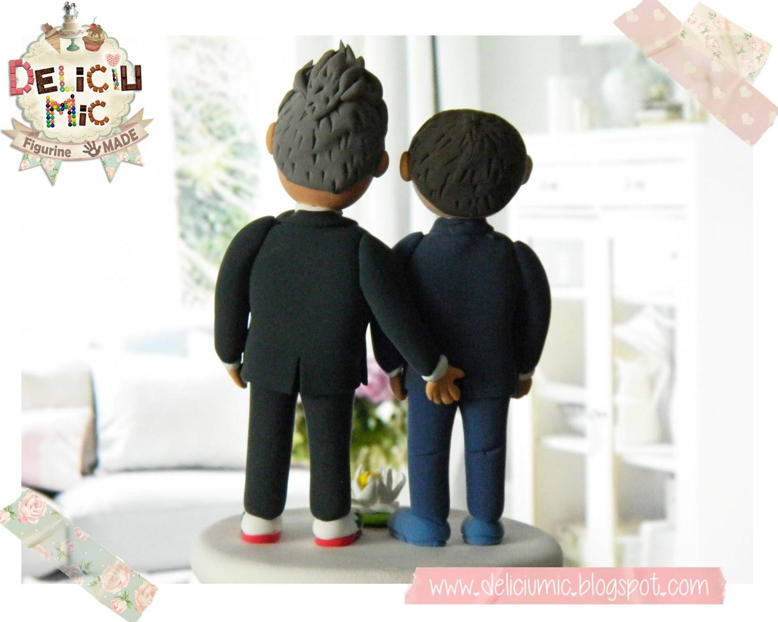 figurine de tort gay