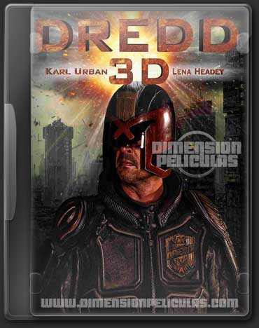 Dredd (BRRip 3D FULL HD Ingles Subtitulada) (2012)