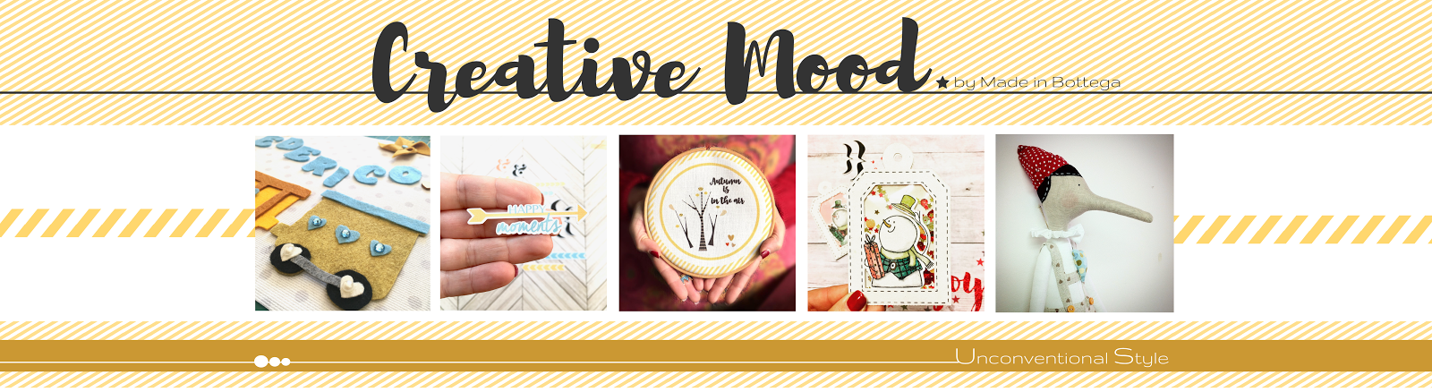 Made in Bottega ★ Blog Creativo
