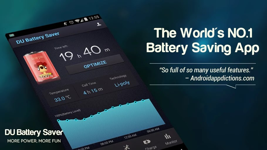 DU Battery Saver & Widgets Pro v3.9.0 [Unlocked]