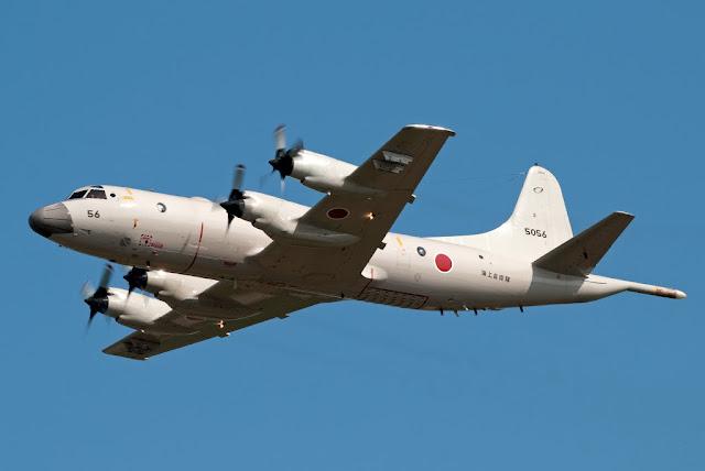 JASDF P-3C Orion