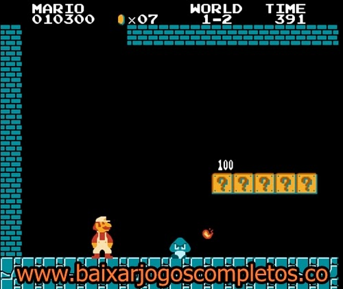 Super Mario Bros. - PC (Download Completo)