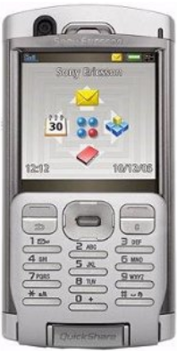 Sony Ericsson P990i Specifications