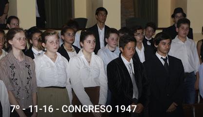 7º - CONGRESO - 2016