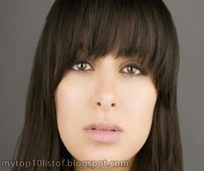 Top 10 Most Beautiful Iraqi Women