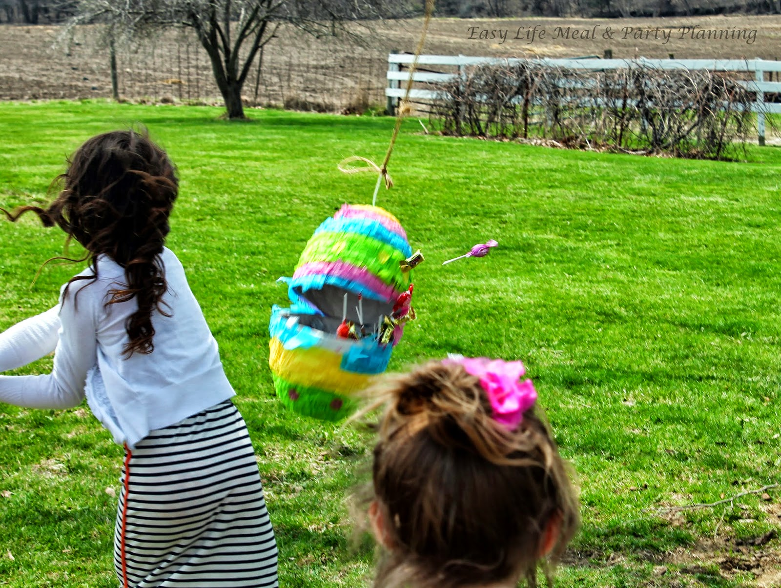 Easter on the Farm - Pinanta - Easy Life Meal & Party Planning