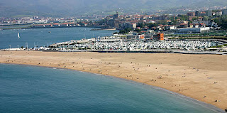 - playa hondarribia