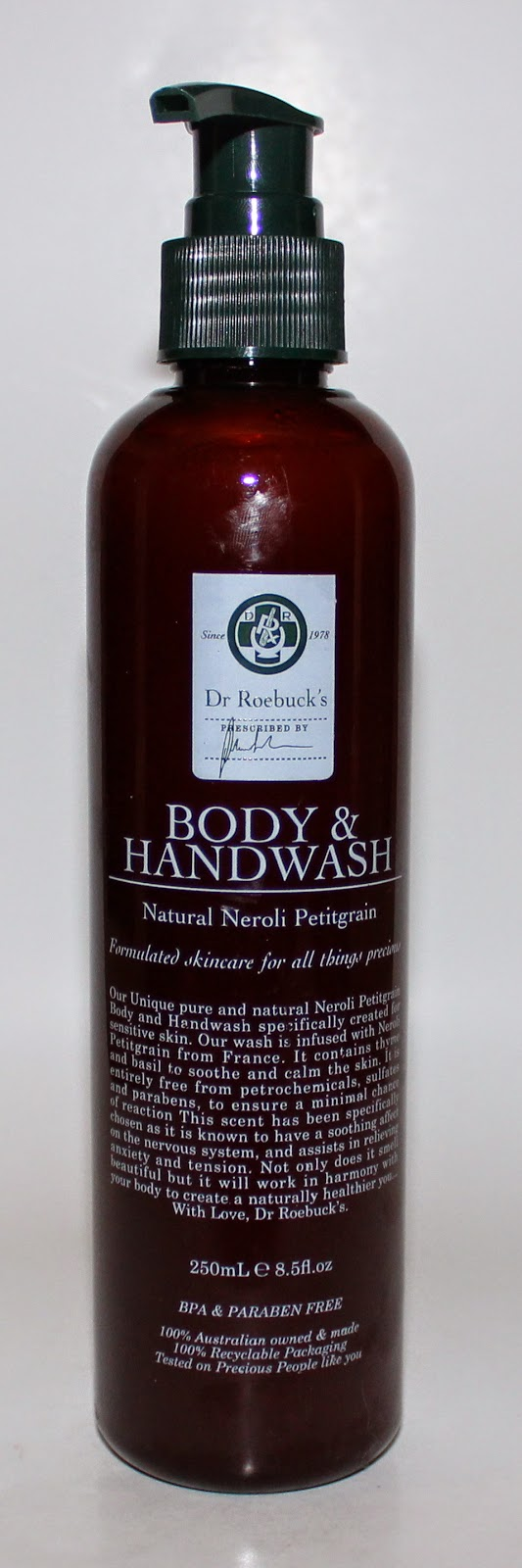 Dr Roebucks Body & Handwash