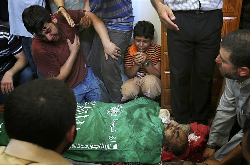 Começou a carnificina anual do estado terrorista de Israel