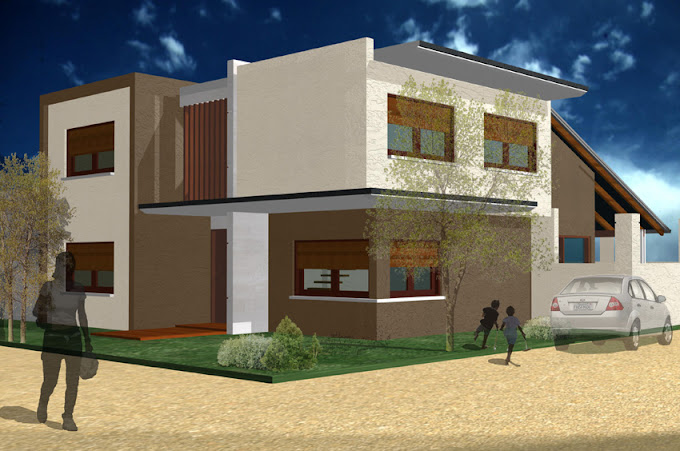 Casa Costa Rica. Proyecto y conduccin tcnica