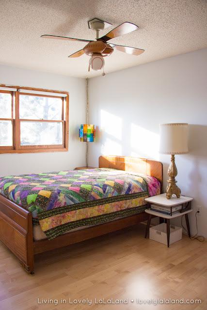 Lovely Lalaland Mismatched Bedside Lighting Amp Tables