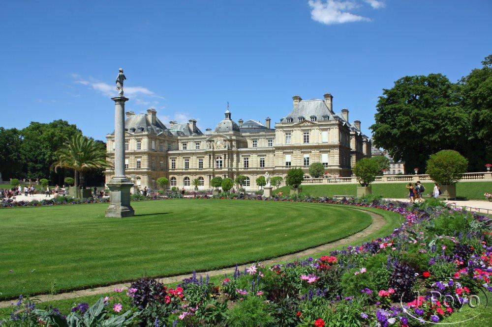Paseando por par s jardines de luxemburgo barrio latino for Jardines de luxemburgo paris