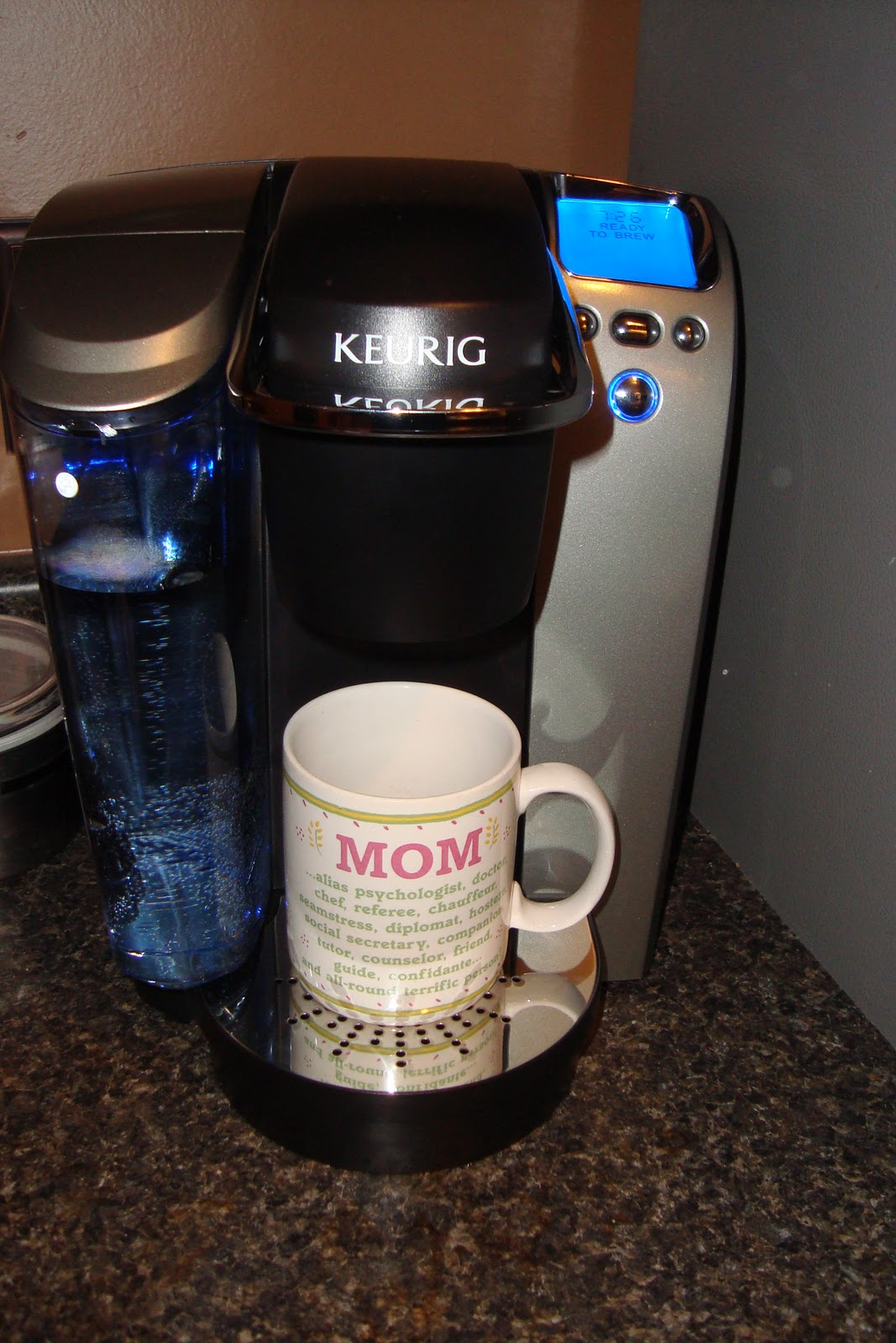 Trying To Go Green: Keurig Coffee Maker Review