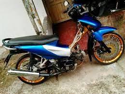 Modifikasi Honda Absolute Revo 2014