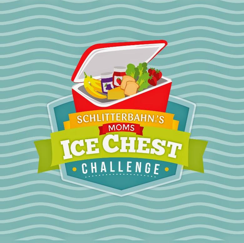 Schlitterbahn's Moms Ice Chest Challenge #BahnCooler