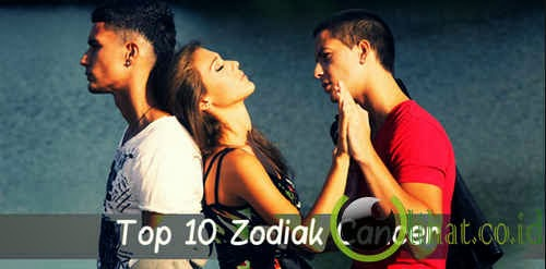 Top 10 Zodiak Cancer