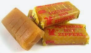 How did Squirrel Nut Zippers get the band name - Candy