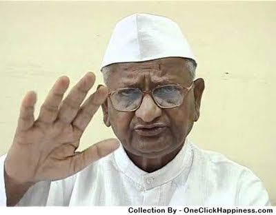Anna Hazare talking about Lokpal Bill and Jokepal Bill, message letter in Hindi, Anna Hazare requesting people of India to join the movement of India against Corruption, Anna Hazare team members Arvind Kejrival, Kiran Bedi, Shati Bhushan, Prashant Bhushan Drafts and talks to Indian Govenrnment for Jan Lokpal Bill