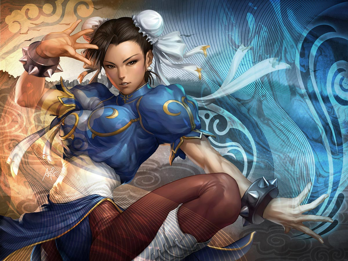Street Fighter HD & Widescreen Wallpaper 0.366272422459792