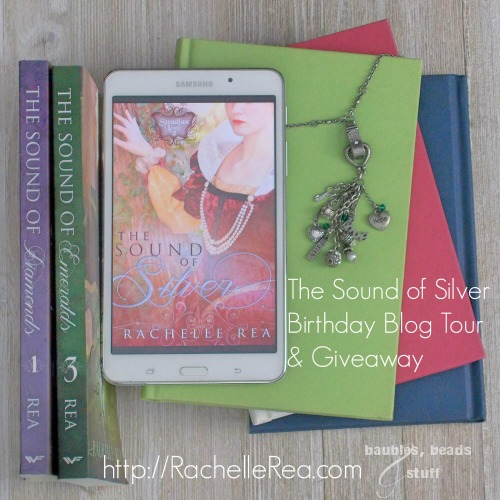 The Sound of Silver Birthday Blog Tour and GIVEAWAY!!!