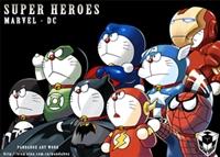 Download Tema Doraemon  Windows 7