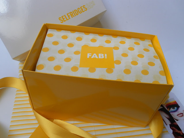 A picture of Selfridges Limited Edition Beauty Box