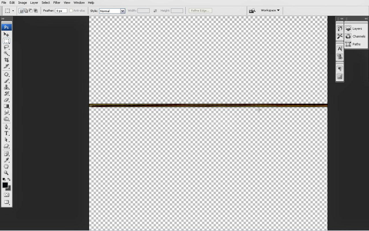 Cara membuat boneka tali dengan photoshop