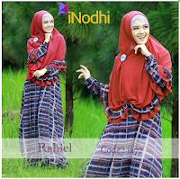 Contoh Aneka Model Baju Muslim Syari 2015