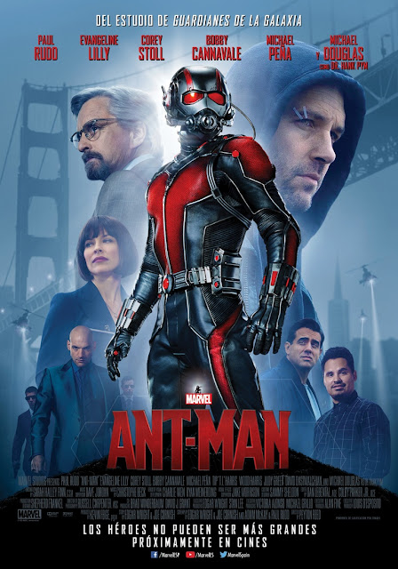 Cartel Marvel Ant Man