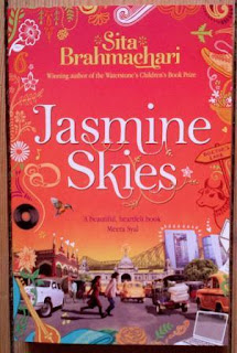 Cover for Jasmine Skies by Sita Brahmachari