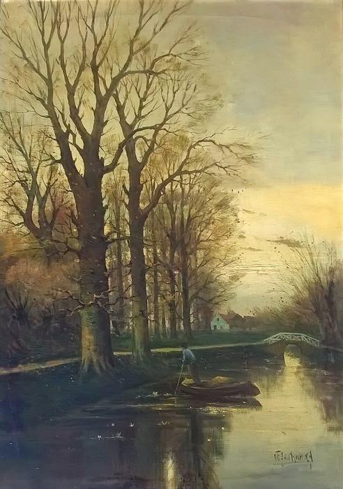 schilderijen van bekende schilders