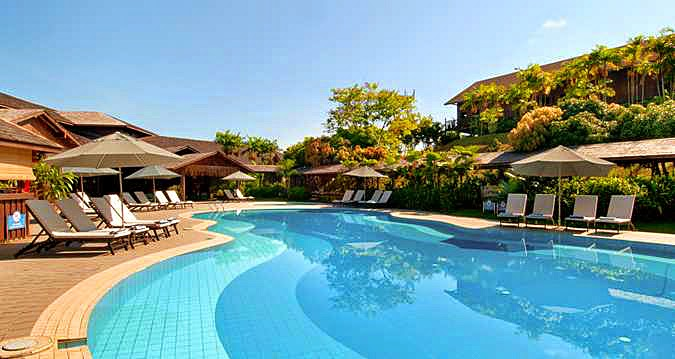 Batang ai Hilton Resort