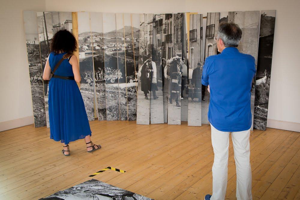 Exposició a la Maternitat suïssa d'Elna fins el 23 de setembre