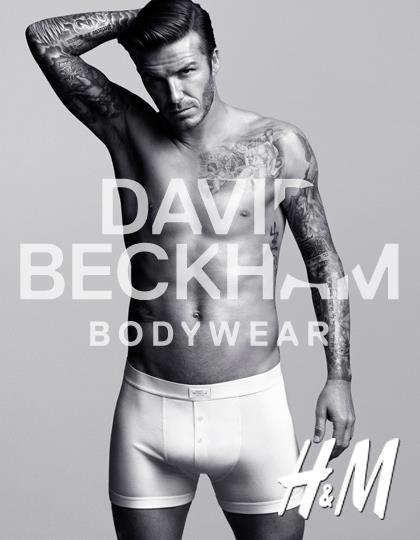David Beckham Bodywear H&m