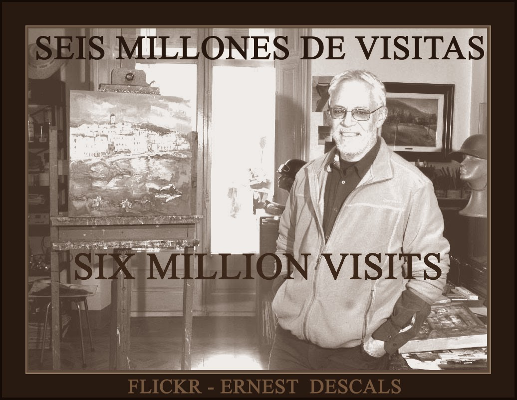 FLICKR-ARTISTA-ERNEST DESCALS-SEIS MILLONES-VISITAS-ARTE-PINTURA-FOTOS-