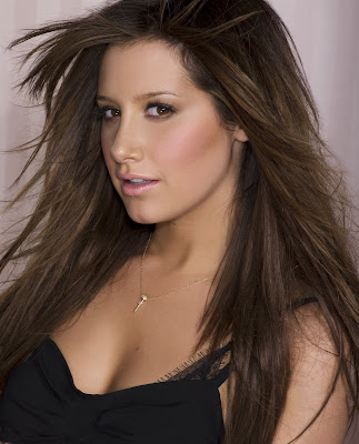 Ashley Tisdale at 'Guilty Pleasure' Promoshoot