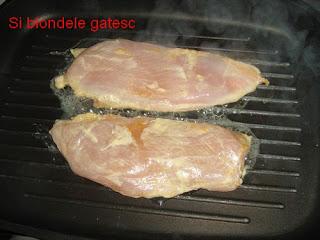carne pui saorma