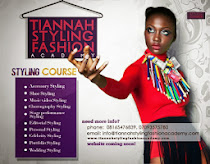 TIANNAH FASHION STYLING ACADEMY