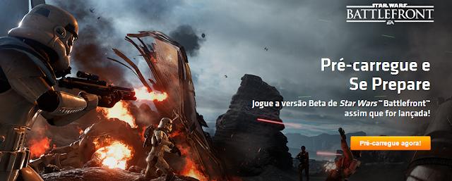 Baixe o Beta de Battlefronte clicando na imagem