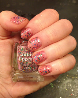 Deborah Lippmann, Deborah Lippmann nail polish, Deborah Lippmann Candy Shop, nail, nails, nail polish, polish, lacquer, nail lacquer, Valentine's Day, mani, manicure