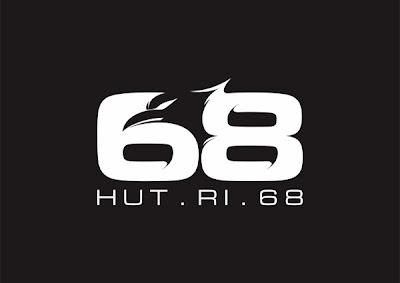 Logo HUT RI Ke 68 Tahun 2013
