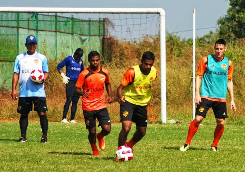 Salgaocar FC-Durand Cup 2014