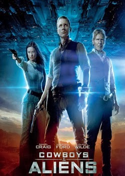 Download Cowboys & Aliens 720p AVI Dual Áudio BRRip   Baixar Torrent