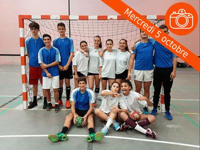 Championnat Sports Collectifs J1