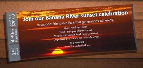 Banana River Sunset Celebration ticket