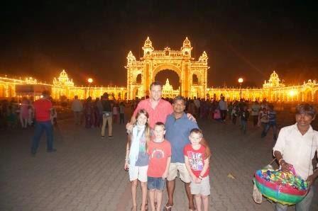 mysore kst tours