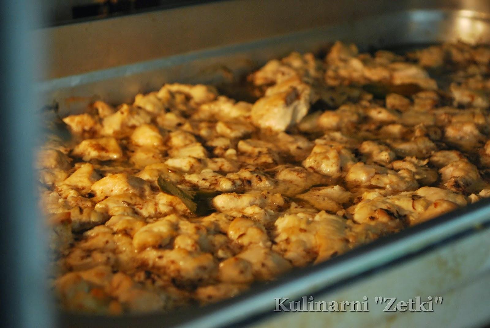 Kulinarni Czyli Uczniowie Zetki Pichca Kurczak W Coli I Miodzie
